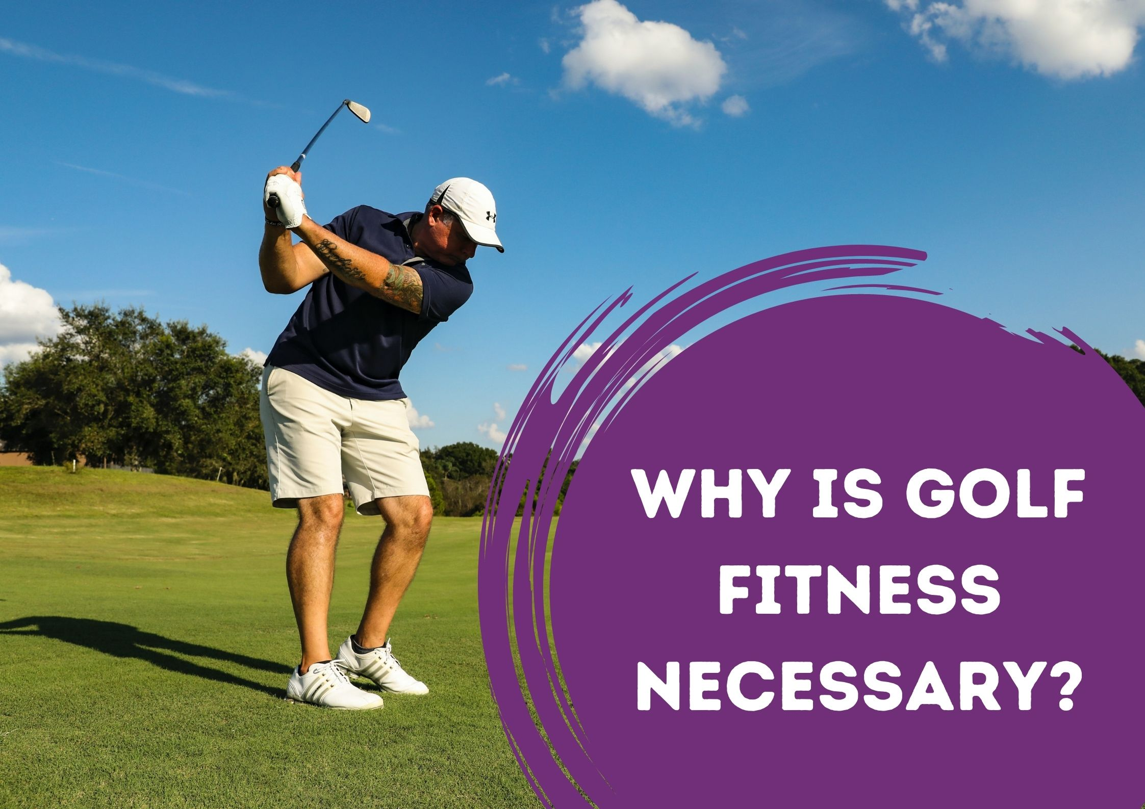 Why Golf Fitness